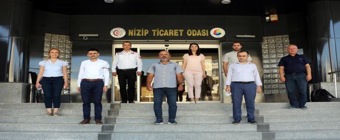 NTO 'dan Nizip'te Bir İlk Daha