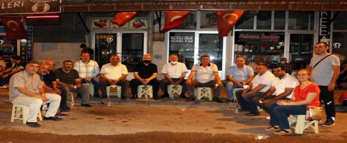 NTO 15 Temmuz Demokrasi Ve Milli Birlik Günü Etkinliklerine Katıldı