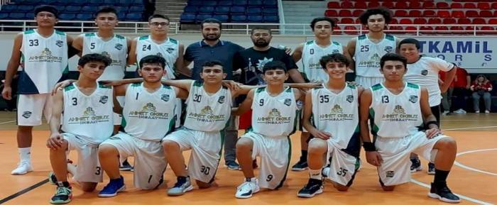 Nizip Gücü Spor'un  Basketbol Başarısı