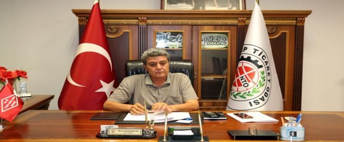 NTO Meclis Başkanı Bekir Karabacak Zeytin Takvimi Programına Katıldı