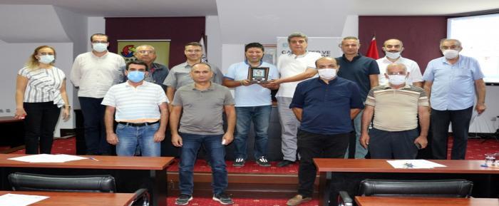 NTO' Da Zeytin Sektörü Eğitimleri Düzenlendi