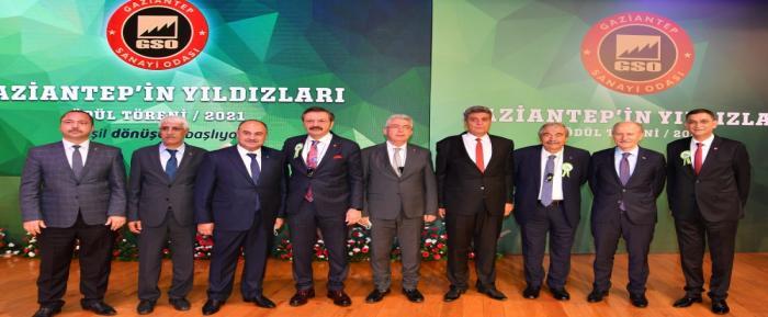 NTO Başkanları Gaziantep'te Düzenlenen Programlara Katıldı